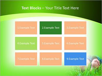 Lie On Grass PowerPoint Template - Slide 48