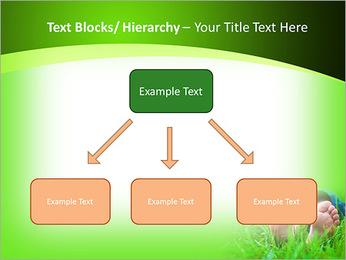 Lie On Grass PowerPoint Template - Slide 49