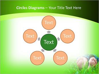 Lie On Grass PowerPoint Template - Slide 58