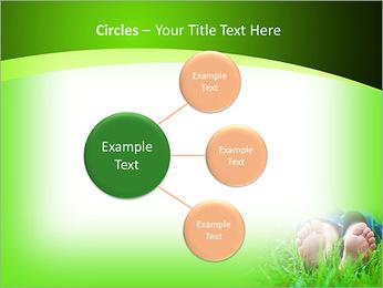 Lie On Grass PowerPoint Template - Slide 59