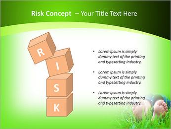 Lie On Grass PowerPoint Template - Slide 61