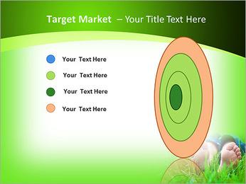 Lie On Grass PowerPoint Template - Slide 64