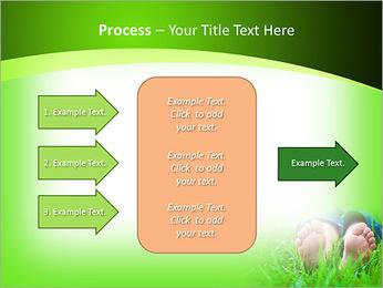Lie On Grass PowerPoint Template - Slide 65