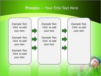 Lie On Grass PowerPoint Template - Slide 66