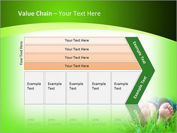 Lie On Grass PowerPoint Template - Slide 7
