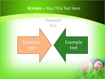 Lie On Grass PowerPoint Template - Slide 70