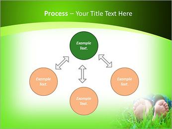Lie On Grass PowerPoint Template - Slide 71