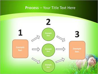 Lie On Grass PowerPoint Template - Slide 72