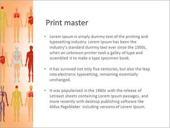 Learn Human Anatomy PowerPoint Template - Slide 76