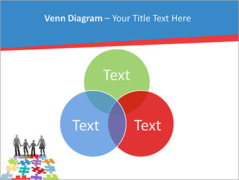 Family Puzzle PowerPoint Templates - Slide 13