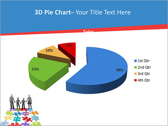 Family Puzzle PowerPoint Template - Slide 15