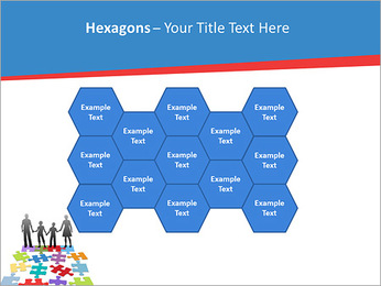 Family Puzzle PowerPoint Template - Slide 24