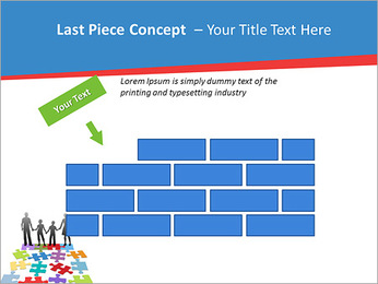 Family Puzzle PowerPoint Template - Slide 26