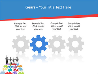 Family Puzzle PowerPoint Templates - Slide 28