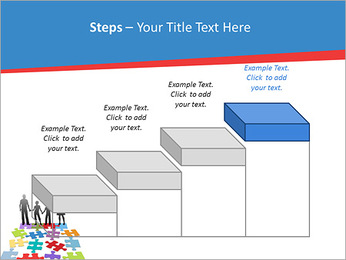 Family Puzzle PowerPoint Templates - Slide 44