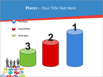 Family Puzzle PowerPoint Template - Slide 45