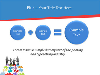 Family Puzzle PowerPoint Templates - Slide 55