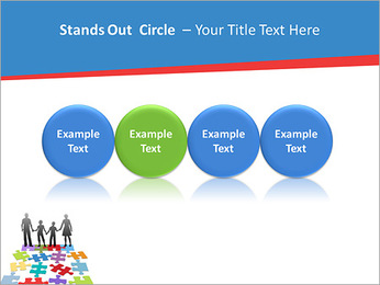Family Puzzle PowerPoint Templates - Slide 56