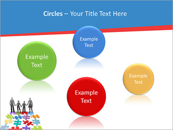 Family Puzzle PowerPoint Template - Slide 57