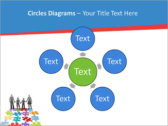 Family Puzzle PowerPoint Templates - Slide 58