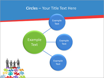 Family Puzzle PowerPoint Templates - Slide 59