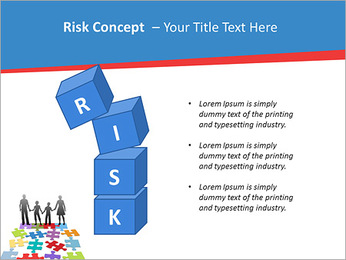 Family Puzzle PowerPoint Template - Slide 61