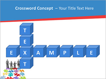 Family Puzzle PowerPoint Template - Slide 62