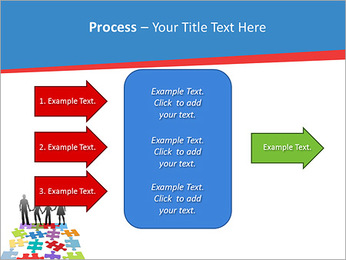 Family Puzzle PowerPoint Templates - Slide 65