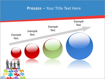 Family Puzzle PowerPoint Templates - Slide 67