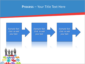 Family Puzzle PowerPoint Template - Slide 68