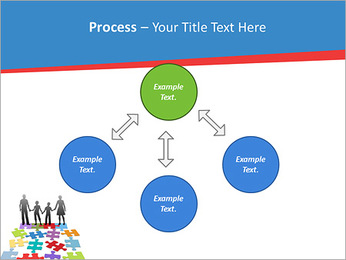 Family Puzzle PowerPoint Templates - Slide 71