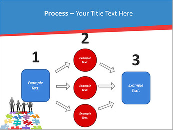 Family Puzzle PowerPoint Templates - Slide 72