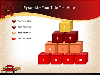 China Design PowerPoint Templates - Slide 11