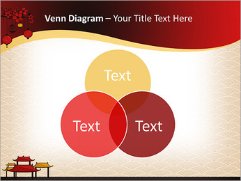 China Design PowerPoint Template - Slide 13