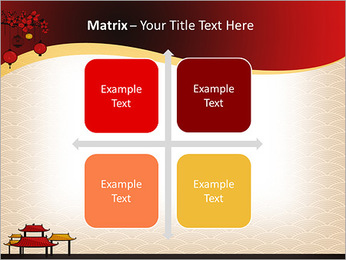 China Design PowerPoint Template - Slide 17