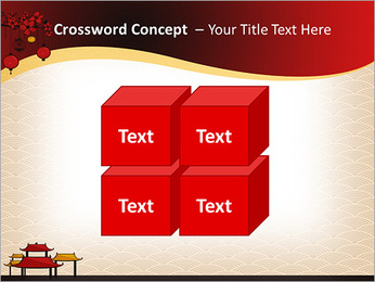 China Design PowerPoint Template - Slide 19