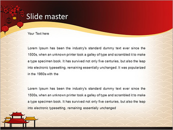 China Design PowerPoint Templates - Slide 2
