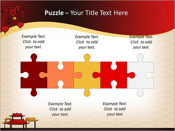 China Design PowerPoint Template - Slide 21