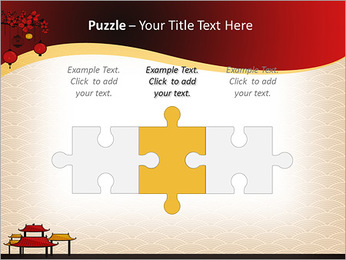 China Design PowerPoint Template - Slide 22