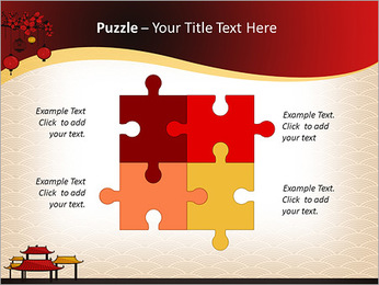 China Design PowerPoint Template - Slide 23
