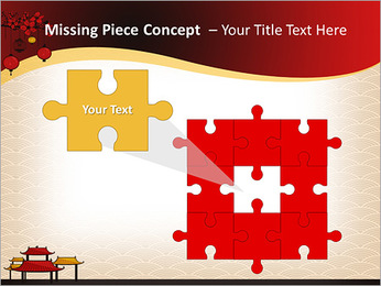 China Design PowerPoint Template - Slide 25