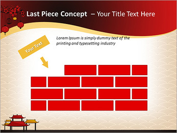 China Design PowerPoint Template - Slide 26