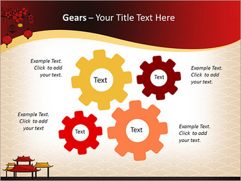 China Design PowerPoint Template - Slide 27