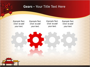 China Design PowerPoint Template - Slide 28