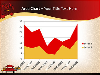 China Design PowerPoint Template - Slide 33
