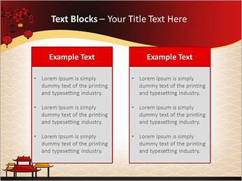 China Design PowerPoint Template - Slide 37