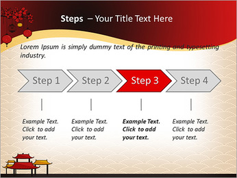 China Design PowerPoint Template - Slide 4