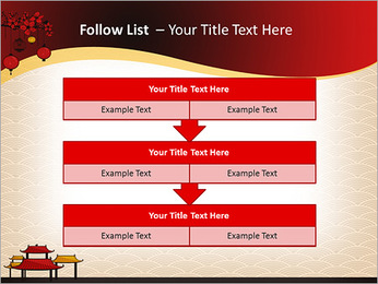 China Design PowerPoint Template - Slide 40
