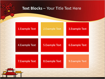 China Design PowerPoint Template - Slide 48
