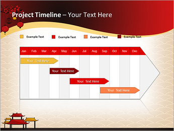China Design PowerPoint Template - Slide 5